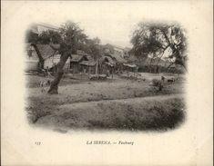 Campagne DUGUAY-TROUIN 1902-1903 - Voilier - Expédition - CHILI - LA SERENA - Chili