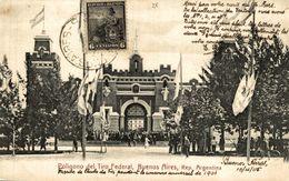 1905   POLIGONO DEL TIRO FEDERAL BUENOS AIRES  ARGENTINA - Argentina