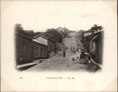 Campagne DUGUAY-TROUIN 1902-1903 - Voilier - Expédition - CHILI - TALCAHUANO - Chili