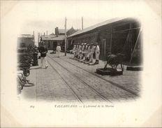Campagne DUGUAY-TROUIN 1902-1903 - Voilier - Expédition - CHILI - TALCAHUANO - Arsenal De La Marine - Chili