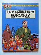 Blake Et Mortimer, La Machination Voronov, En EO En TTBE - Blake Et Mortimer