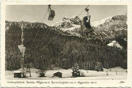 AK Pfronten Allgäu Breitenbergbahn 1951 #05 - Pfronten