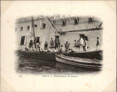 Campagne DUGUAY-TROUIN 1902-1903 - Voilier - Expédition - CHILI - LOTA - Embarquement Du Charbon - Chili