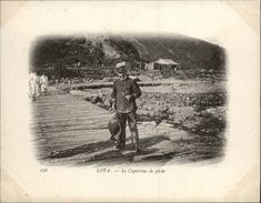 Campagne DUGUAY-TROUIN 1902-1903 - Voilier - Expédition - CHILI - LOTA - Capitaine De Pêche - Chili