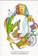 Marostica (VI) - XXXIII Edizione Partita A Scacchi  2010 - - Scacchi