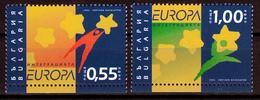 Bulgarije Mi 4747,4748 A Postfris M.n.h. Europa Cept 2006 - 2006