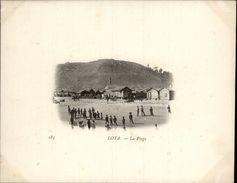 Campagne DUGUAY-TROUIN 1902-1903 - Voilier - Expédition - CHILI - LOTA - Plage - Chili