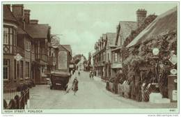 """Porlock""  - An Unused  6 View  Letter-card,  C1920. - England"