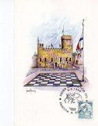 Marostica (VI) - Partita A Scacchi  1996 - - Scacchi