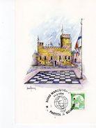 Marostica (VI) - Partita A Scacchi  1994 - - Scacchi