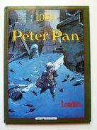 Peter Pan, Londres  En EO, En TTBE - Peter Pan