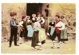 Environs D'amelie Les Bains (66) Folklore Catalan - Groupe Vallespir - France