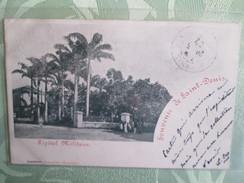 St Denis ; Hopital Militaire  Circulee 1902 - Saint Denis
