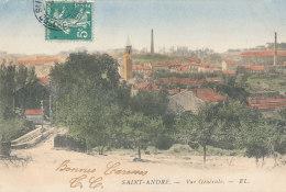 13 // MARSEILLE    SAINT ANDRE     Vue Générale   EL - Marseille