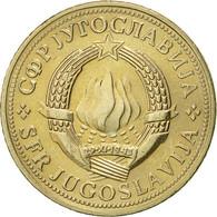 Yougoslavie, 2 Dinara, 1977, SUP, Copper-Nickel-Zinc, KM:57 - Yugoslavia