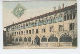 CLUNY - Ancien Palais Des Papes - Cluny