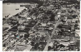 POSTAL    SANTA ISABEL (MALABO) -GUINEA ECUATORIAL   - VISTA GENERAL Y PUERTO DE LA CIUDAD (SERIE A Nº 220) - Guinée Equatoriale