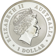 Australie, 1 Dollar, 2011, Royal Australian Mint, FDC, Argent - Monnaie Décimale (1966-...)