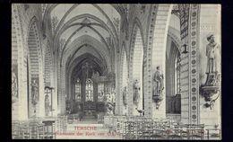 Temsche Binnenste Der Kerk O.L.V. - Temse