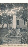 ILE D'OLERON - SAINT TROJAN - Le Monument Des Morts - Ile D'Oléron