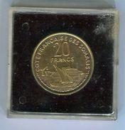 ESSAI 20FRANCS TTB+ 20 - Djibouti