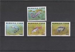BURKINA FASO 1997 YEAR. 4 STAMPS, COMPLET SET. ** MNH. - Burkina Faso (1984-...)