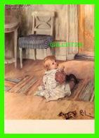 STOCKHOLM, SUÈDE - ORIGINAL CARL LARSSON (1853-1919) - ENFANTS - ESKIL HOLM GALLERY - - Suède