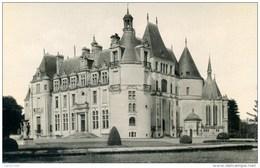 CPSM-PETIT FORMAT-DP37-267-NOUZILLY- CHATEAU DE ORFRASIERE. - France