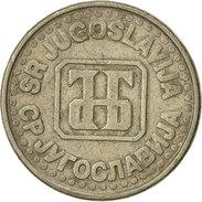 Yougoslavie, Dinar, 1994, TTB, Copper-Nickel-Zinc, KM:160 - Joegoslavië