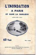 Inondation à Paris 60 Vues - Documentos Históricos