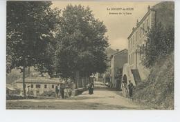 LE COLLET DE DEZE - Avenue De La Gare - France