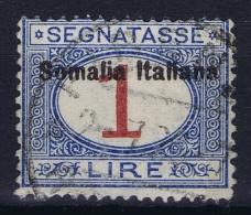 Somalia  Sa  Segnatasse 19  Mi 19 I  Obl./Gestempelt/used - Somalie