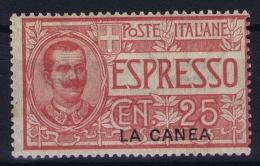 La Canea   Sa E 1  Postfrisch/neuf Sans Charniere /MNH/** - 11. Oficina De Extranjeros