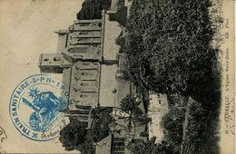 13569 - Cachet  Guerre 14/18 - TRAIN SANITAIRE -S-P N°1 - Secteur 28 -  Circulée En 1915 - Santé
