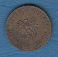 F3001A / - 5 Zlotych - 1982  -  Poland Pologne Polen Polonia - Coins Munzen Monnaies Monete - Poland