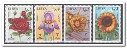 Libië 1965, Postfris MNH, Flowers - Libië