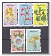 Libië 1976, Postfris MNH, Flowers - Libië