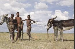 AN59 Kalanga Herdboys, Toromoja, Botswana - Botswana