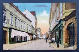 Österreich / Austria: Wiener Neustadt, Kaiser Franz Josef Straße 1917 - Wiener Neustadt
