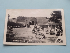 KANO CITY GATE ( Fotokaart ) Anno 19?? ( Zie Foto Voor Details ) !! - Nigeria