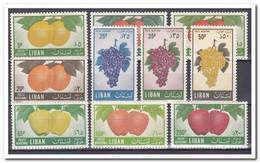 Libanon 1955, Postfris MNH, Fruit - Libanon