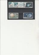 REUNION - TIMBRES N° 355 ET 356  + 369 A- NEUF X-  SURCHARGES C.F.A.  ANNEE 1963-66 - Réunion (1852-1975)