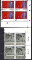 Yv 2797/8 Bloc De 4 **  Europa 1993,Art Contemporain - France