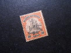 D.R.12  30Pf   Deutsche Kolonien (Deutsch-Neuguinea) 1900 - Mi 25,00 € - Colonie: Nouvelle Guinée