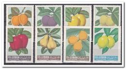 Libanon 1962, Postfris MNH, Fruit - Libanon