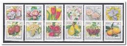 Libanon 1973, Postfris MNH, Fruit, Flowers - Libanon