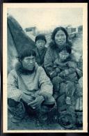 USA - ALASKA - Cercle Artique - Famille D'Esquimau - Etats-Unis