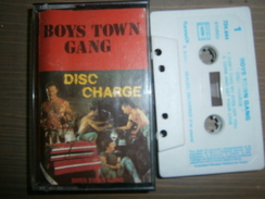 CASSETTE AUDIO  BOYS TOWN GANG - Audio Tapes