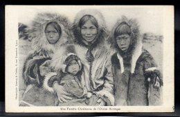 USA - ALASKA - Une Famille Chrétienne De L'Océan Arctique - Etats-Unis