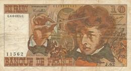 G503 - Billet 10 Francs - Berlioz - 1974 - 1962-1997 ''Francs''